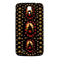 Pumkin Witch In Candles And White Magic Samsung Galaxy Mega I9200 Hardshell Back Case by pepitasart