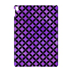 Circles3 Black Marble & Purple Watercolor Apple Ipad Pro 10 5   Hardshell Case by trendistuff