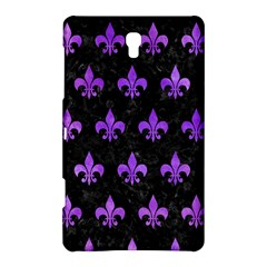 Royal1 Black Marble & Purple Watercolor Samsung Galaxy Tab S (8 4 ) Hardshell Case  by trendistuff