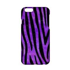 Skin4 Black Marble & Purple Watercolor (r) Apple Iphone 6/6s Hardshell Case by trendistuff