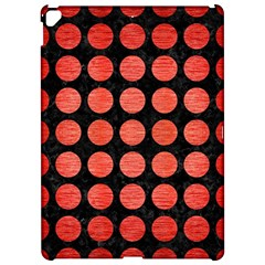 Circles1 Black Marble & Red Brushed Metal (r) Apple Ipad Pro 12 9   Hardshell Case by trendistuff