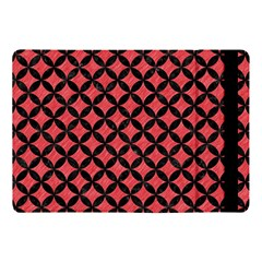 Circles3 Black Marble & Red Colored Pencil Apple Ipad Pro 10 5   Flip Case by trendistuff