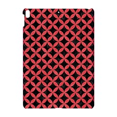 Circles3 Black Marble & Red Colored Pencil (r) Apple Ipad Pro 10 5   Hardshell Case by trendistuff