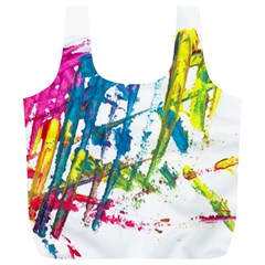 No 128 Full Print Recycle Bags (l)  by AdisaArtDesign