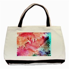 No Basic Tote Bag by AdisaArtDesign