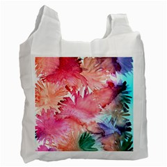 No Recycle Bag (one Side) by AdisaArtDesign