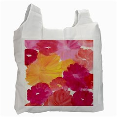 No 136 Recycle Bag (two Side)  by AdisaArtDesign