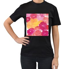 No 136 Women s T Shirt (black)