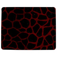 Skin1 Black Marble & Red Grunge Jigsaw Puzzle Photo Stand (rectangular) by trendistuff