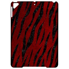 Skin3 Black Marble & Red Grunge Apple Ipad Pro 9 7   Hardshell Case by trendistuff