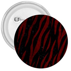 Skin3 Black Marble & Red Grunge (r) 3  Buttons