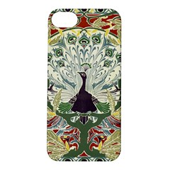 Art Nouveau Peacock Apple Iphone 5s/ Se Hardshell Case by 8fugoso