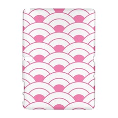 Art Deco Shell Pink White Galaxy Note 1 by 8fugoso