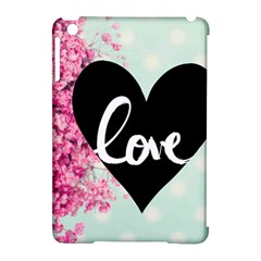 Modern Collage Shabby Chic Apple Ipad Mini Hardshell Case (compatible With Smart Cover)