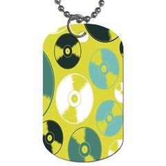 Streaming Forces Music Disc Dog Tag (one Side)