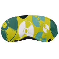 Streaming Forces Music Disc Sleeping Masks