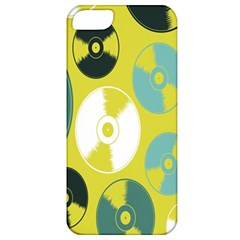 Streaming Forces Music Disc Apple Iphone 5 Classic Hardshell Case by Alisyart
