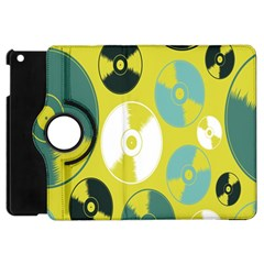 Streaming Forces Music Disc Apple Ipad Mini Flip 360 Case