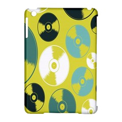 Streaming Forces Music Disc Apple Ipad Mini Hardshell Case (compatible With Smart Cover)