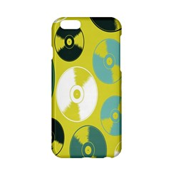 Streaming Forces Music Disc Apple Iphone 6/6s Hardshell Case by Alisyart