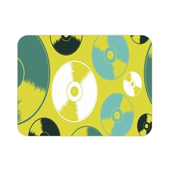 Streaming Forces Music Disc Double Sided Flano Blanket (mini)  by Alisyart