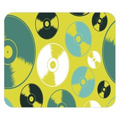 Streaming Forces Music Disc Double Sided Flano Blanket (small)  by Alisyart