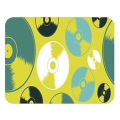 Streaming Forces Music Disc Double Sided Flano Blanket (large)  by Alisyart