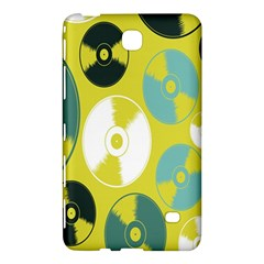 Streaming Forces Music Disc Samsung Galaxy Tab 4 (8 ) Hardshell Case  by Alisyart