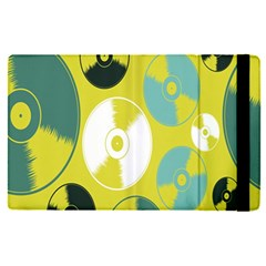 Streaming Forces Music Disc Apple Ipad Pro 9 7   Flip Case by Alisyart