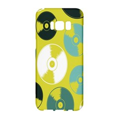 Streaming Forces Music Disc Samsung Galaxy S8 Hardshell Case  by Alisyart