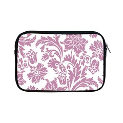 Vintage Floral Pattern Apple Ipad Mini Zipper Cases by 8fugoso