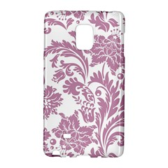 Vintage Floral Pattern Galaxy Note Edge by 8fugoso