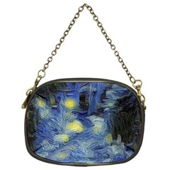 Van Gogh Inspired Chain Purses (two Sides)  by 8fugoso