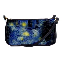 Van Gogh Inspired Shoulder Clutch Bags by 8fugoso