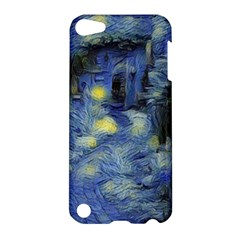 Van Gogh Inspired Apple Ipod Touch 5 Hardshell Case by 8fugoso