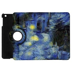 Van Gogh Inspired Apple Ipad Mini Flip 360 Case by 8fugoso