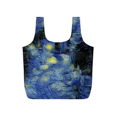 Van Gogh Inspired Full Print Recycle Bags (s)  by 8fugoso