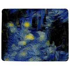 Van Gogh Inspired Jigsaw Puzzle Photo Stand (rectangular) by 8fugoso