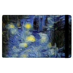 Van Gogh Inspired Apple Ipad Pro 12 9   Flip Case by 8fugoso
