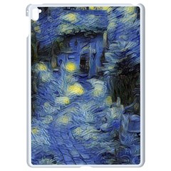Van Gogh Inspired Apple Ipad Pro 9 7   White Seamless Case by 8fugoso