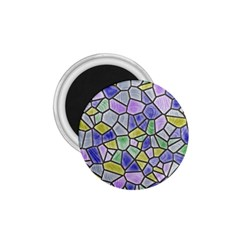 Mosaic Linda 5 1 75  Magnets by MoreColorsinLife