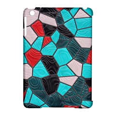 Mosaic Linda 4 Apple Ipad Mini Hardshell Case (compatible With Smart Cover) by MoreColorsinLife