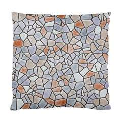 Mosaic Linda 6 Standard Cushion Case (one Side) by MoreColorsinLife