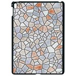 Mosaic Linda 6 Apple iPad Pro 9.7   Black Seamless Case Front