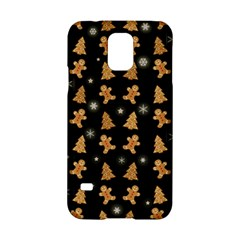 Ginger Cookies Christmas Pattern Samsung Galaxy S5 Hardshell Case  by Valentinaart