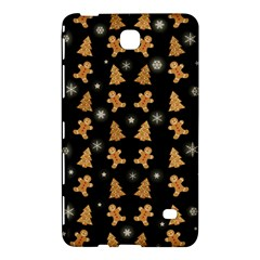 Ginger Cookies Christmas Pattern Samsung Galaxy Tab 4 (7 ) Hardshell Case