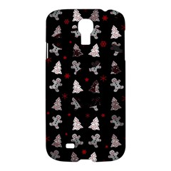 Ginger Cookies Christmas Pattern Samsung Galaxy S4 I9500/i9505 Hardshell Case