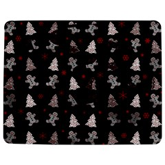 Ginger Cookies Christmas Pattern Jigsaw Puzzle Photo Stand (rectangular) by Valentinaart