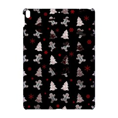 Ginger Cookies Christmas Pattern Apple Ipad Pro 10 5   Hardshell Case by Valentinaart