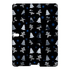 Ginger Cookies Christmas Pattern Samsung Galaxy Tab S (10 5 ) Hardshell Case  by Valentinaart